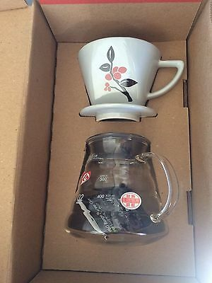 pourover coffee Kalita Wave Hario Counter Culture Coffee Gift Set