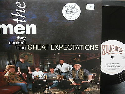 """The Men They Couldn't Hang - Great Expectations - Limited, Numbered  12"""""""