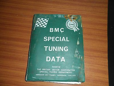 BMC Special Tuning Data Manual
