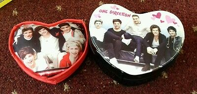One Direction heart shaped case and small cushion case