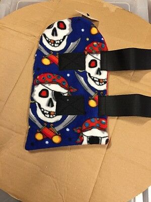 Pony Fleece Tail Guard Pirates