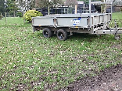 Ifor Williams Trailer 10ft x 6ft