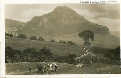 STAFFORDSHIRE--PARKERS HILL NR LONGNOR-POSTCARD,UNPOSTED .cw460