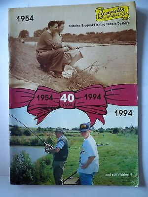 Vintage Bennets of Sheffield  Fishing Tackle/Equipment Guide/Catalogue