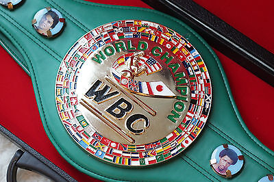 WBC world championship boxing belt replica new