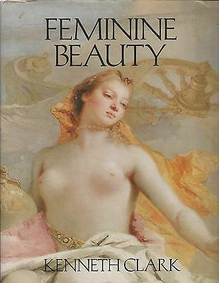 FEMININE BEAUTY  by Kenneth Clark   w/dj  Ex++  1980