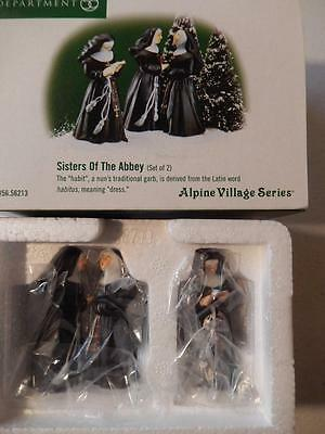 Department 56 Sisters of the Abbey #56.56213