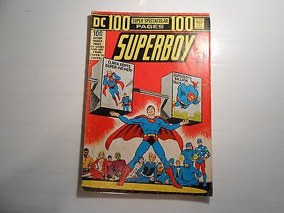 Superboy #185 (May 1972, DC) 4.0 VG!!! 100 Page Super Spectacular!!! LOOK!!!