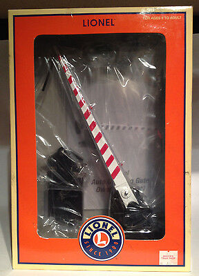 NIB Lionel Trains Auto Crossing Gate #6-12714