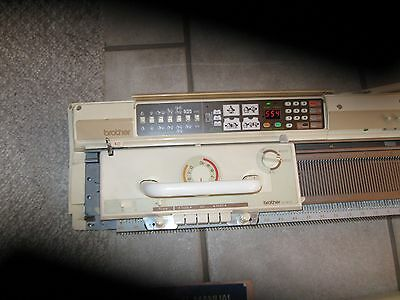 Electronic Brother Knitking KH910 Standard 4.5mm Knitting Machine Mylar Lace