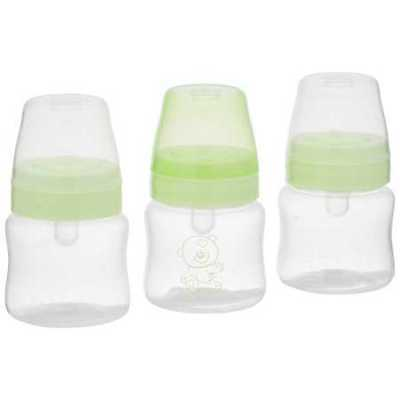 NEW Dymples Wide Neck Bottle 3 Pack