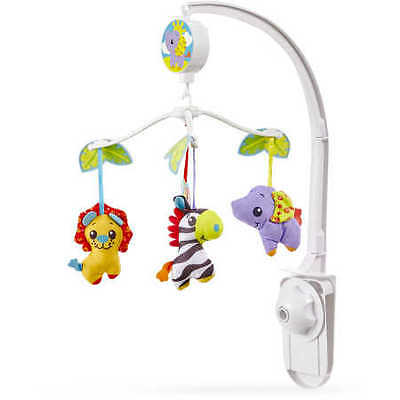 NEW Playgro Jungle Friends Musical Mobile