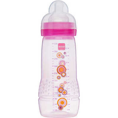 MAM Silk Teat Baby Bottle