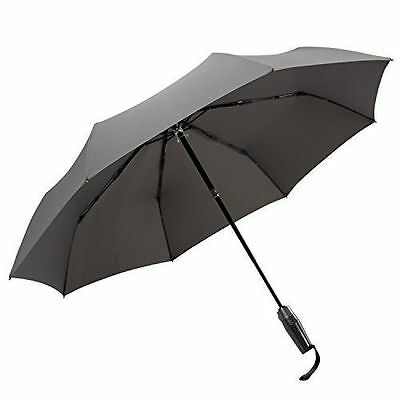 Srxing Two People Auto Open & Close Travel Umbrella Men and Woman Folding *NEW*