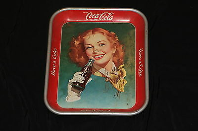 Vintage Coke Tray, Priced To Sell Buy Now
