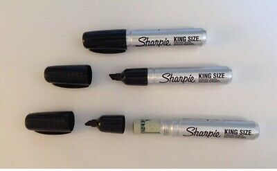 Jumbo Sharpie marker Stash Can Safe Hide Diversion Container Smoke Geocache