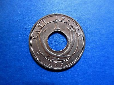 British East Africa 1 Cent 1959 Great Britain Appears Uncirculated (Luster)