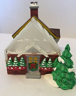 Department 56 The Original Snow Village Greenhouse 5402-0 Town Christmas