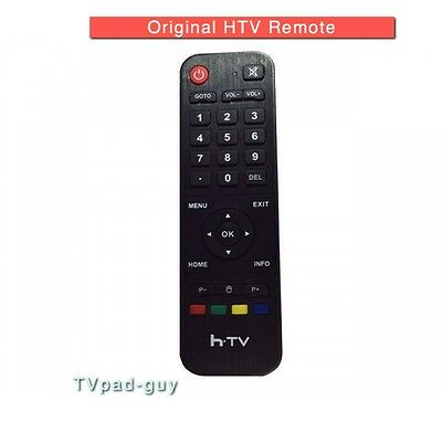HTV 2 HTV 3 HTV 5 Remote Replacement Original Remote Control, SHIP FROM NYC