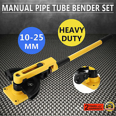 Pipe Bender Tube Bender Plumbing Furniture Robust Unit Hand Operated New