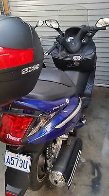 2007 bolwell 250cc scooter