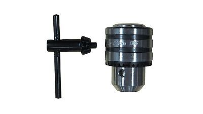 1.5 -13mm Drill Chuck with Key for Drill Press Bench Drill  B16