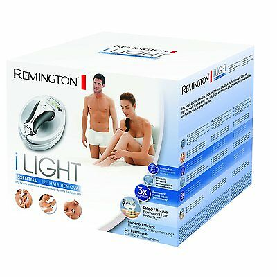 REMINGTON IPL6250 i-Light Essential mit Infinity-Lichtkartusche Regal Nr.74