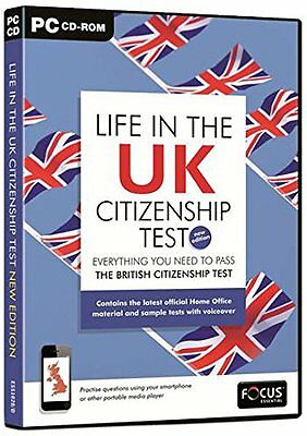 Life in the UK Citizenship Test DVD Rom
