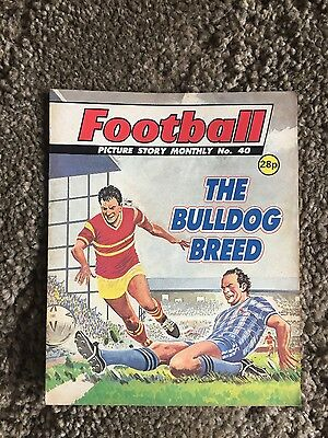 Football Picture Story monthly no 40