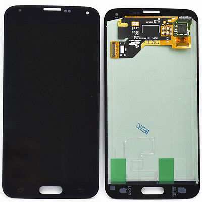 Samsung Galaxy S5 NEO SM-G903F LCD SCREEN DISPLAY PANEL REPLACEMENT - BLACK