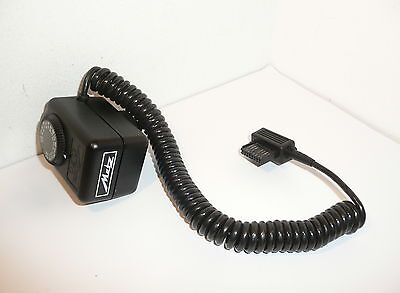 Metz C70 Flash Adapter for Rolleiflex , USED and WORKING