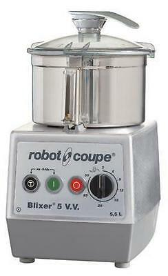 Robot Coupe 5VV Blixer nearly new within warranty