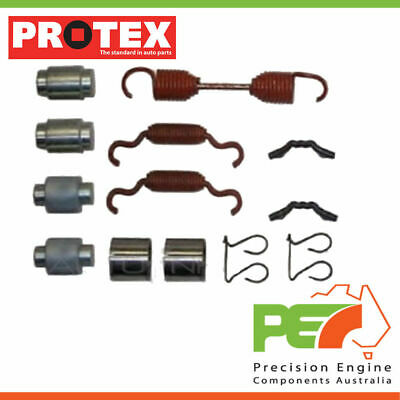 2x *PROTEX* Drum Brake Shoes Hardware Kit For FREIGHTLINER CENTURY 2D Truck 6X4