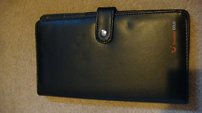 Thomson Gold Travel Wallet New