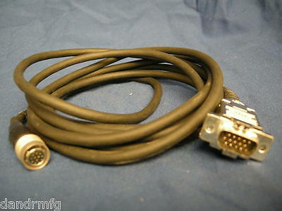 Ccd Camera Cable 12M-03Aa 15Pin To 12-Pin 16Ft From Machine Vison System