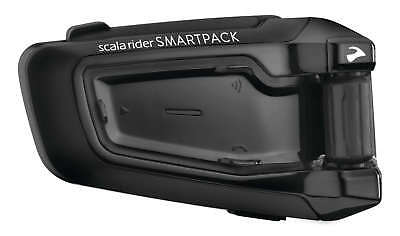 Cardo Scala Rider Smartpack Bluetooth Motorcycle Communication Headset Single