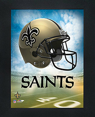3D Art Officially NFL Licensed Picture - New Orleans Saints