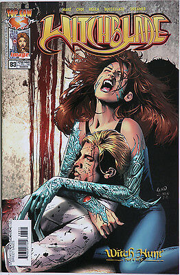 Witchblade 83 Top Cow Image Comics Ron Marz Michael Choi