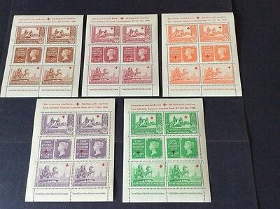 stamps 1940 centenary exhibition
