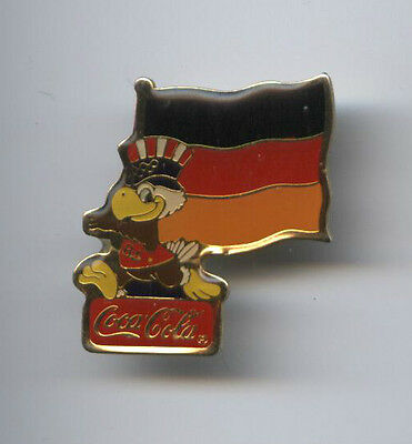 Original PIN     Olympic Games LOS ANGELES 1984 - GERMANY , participant Team  !!