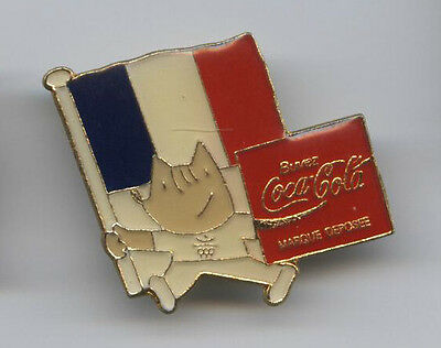 Orig.pin   Olympic Games BARCELONA 1992 - TEAM FRANCE  !!  VERY RARE