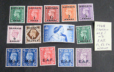 BAHRAIN and others Light Mint