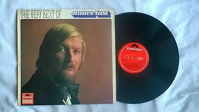 James Last-The Very Best Of James Last LP-Polydor, 2371-054, 1970, 12 Track