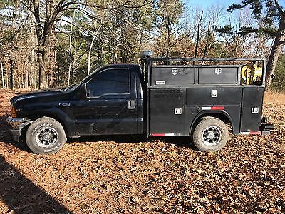 2001 Ford F-250 Service Truck