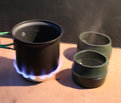 NEED FOR SPEED?  Meths Hiking Fishing Camping Backpack Bush/Alcohol Stove