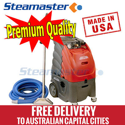 Sandia 300PSI Dual 2 Stage Carpet Cleaner Extraction Steam Cleaning Machine Wand