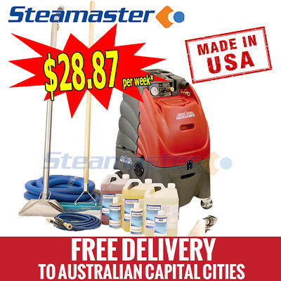Carpet Cleaner Steam Cleaning Clean Machine Equipment 300PSI Dual2Stage wand kit