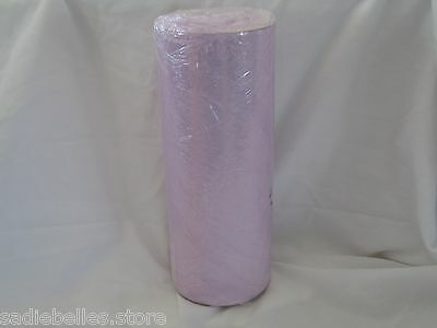 "14"" X 50 yds 2 oz.Cutaway Machine Embroidery Stabilizer Backing FREE SHIPPING"