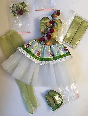 New Spring Flowers Complete Ballet Outfit Only Tonner