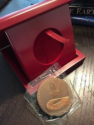 Beijing 2008 Olympic Games Participation Medal